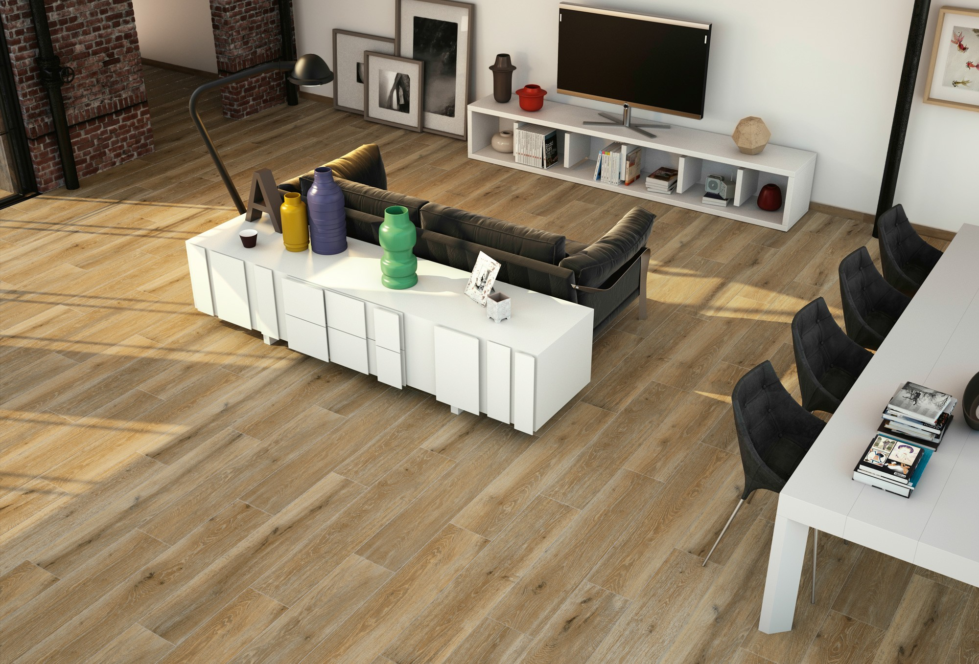 Amb 1316 Roble - Serie 1316