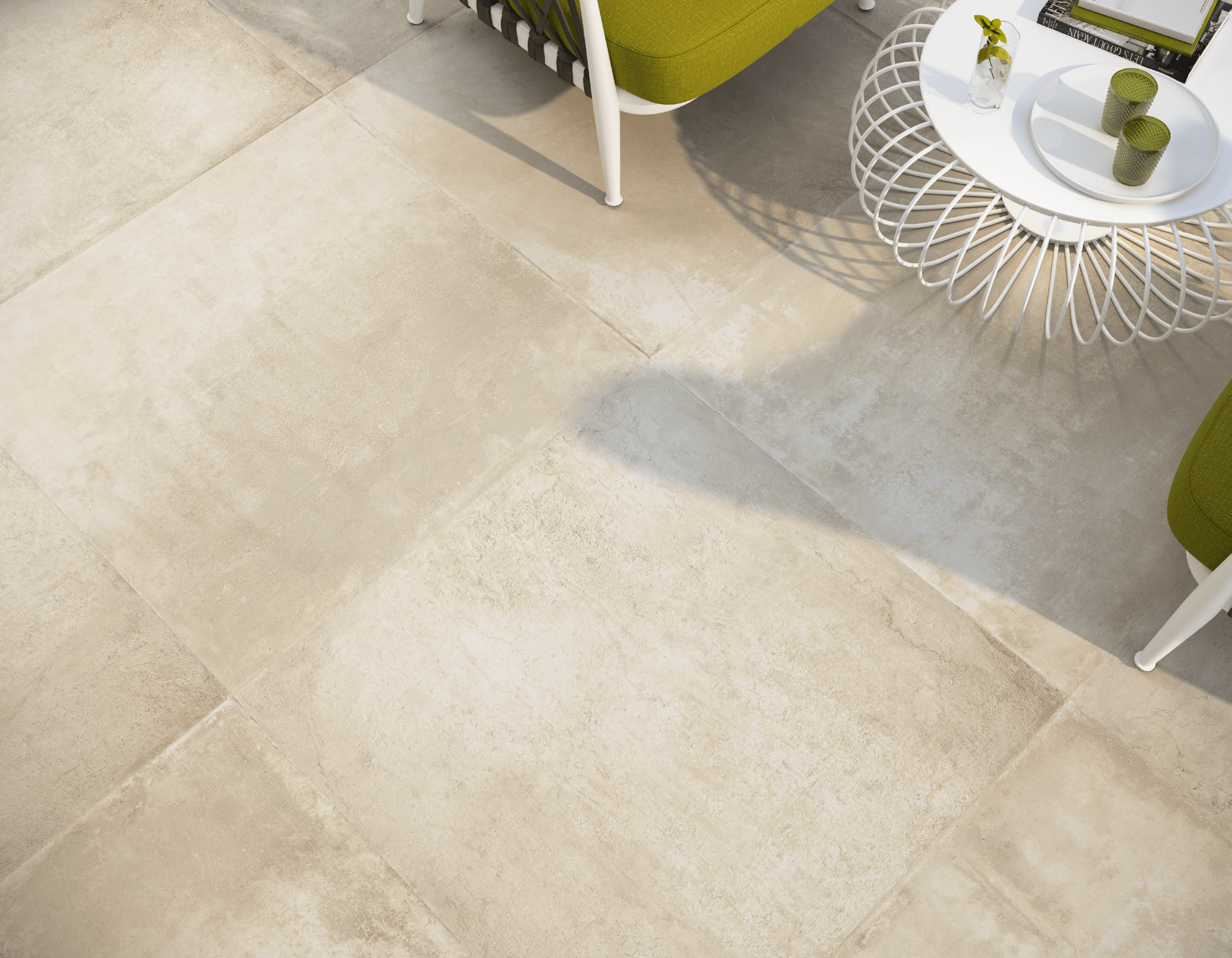 amb neogrip - Porcelanite ONE